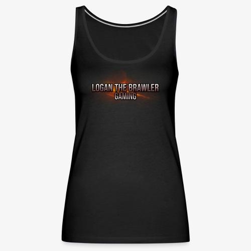 LoganTheBrawler Gaming - Premiumtanktopp dam
