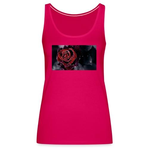 rose tank tops and tshirts - Women's Premium Tank Top