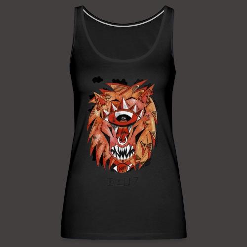lion original - Débardeur Premium Femme
