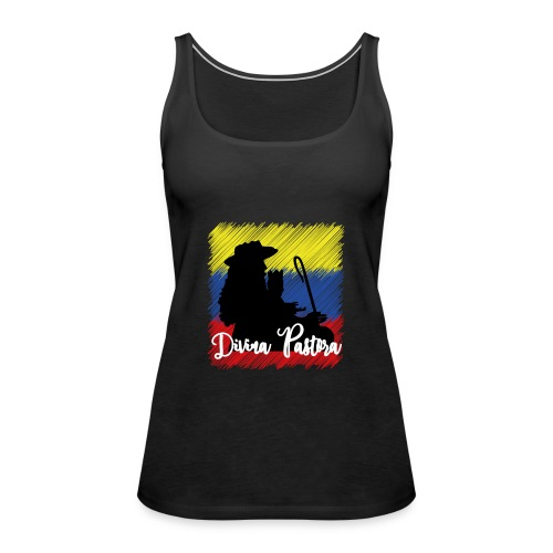 bandera - Camiseta de tirantes premium mujer