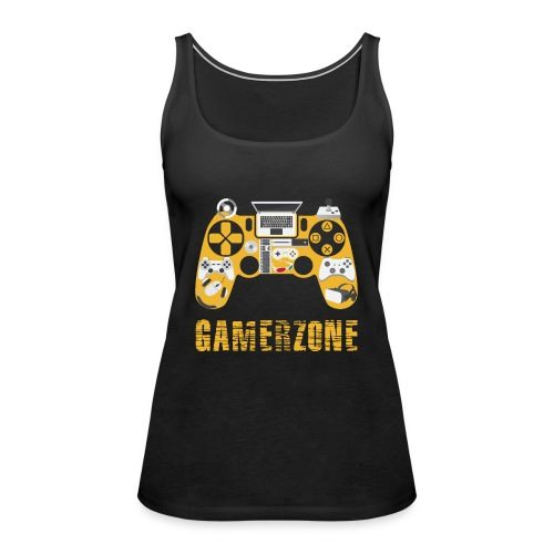 Gamerzone - Frauen Premium Tank Top
