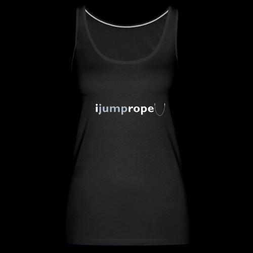 fitness clothing range - Women's Premium Tank Top