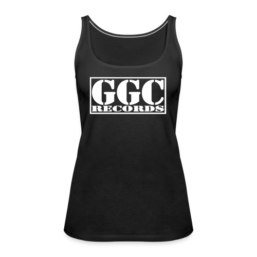 GGC-Records Label-Stempel - Frauen Premium Tank Top