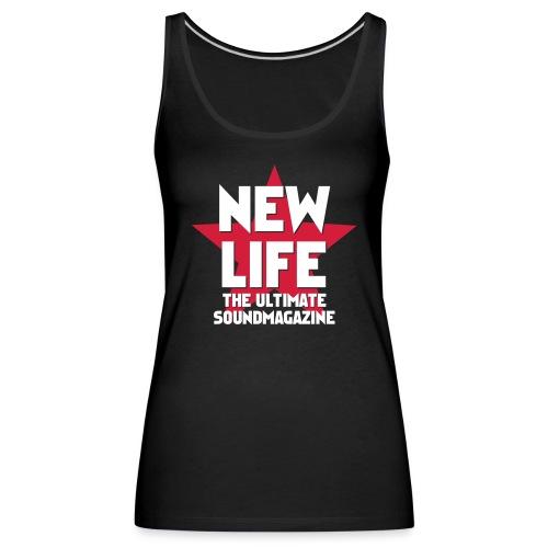 New Life The Ultimate Soundmagazine - Frauen Premium Tank Top