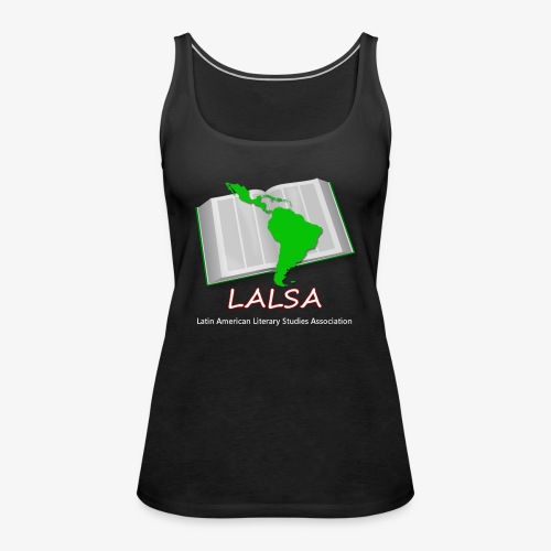 LALSA Light Lettering - Women's Premium Tank Top