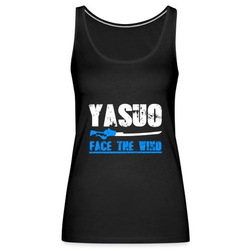 Yasuo Main - Frauen Premium Tank Top