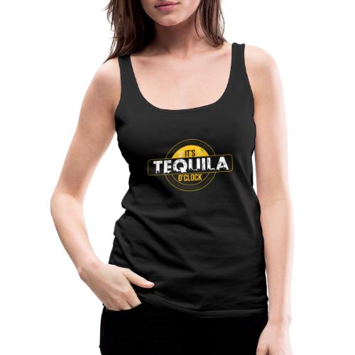 Tequila time - Women's Premium Tank Top
