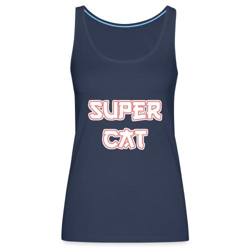 Super Cat - Frauen Premium Tank Top