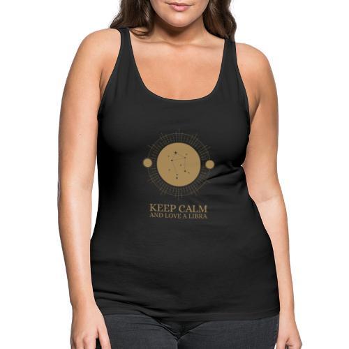 mystic looking zodiac t shirt design template 1426 - Dame Premium tanktop