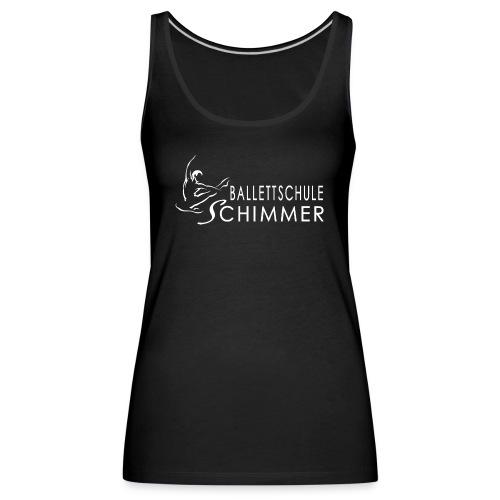 logo Schimmer typo3 png - Frauen Premium Tank Top