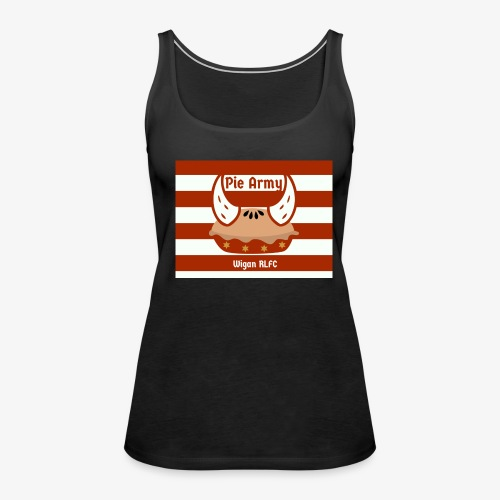 Pie Army - Women's Premium Tank Top