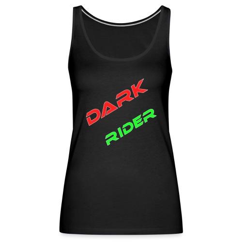 Dark Rider - Frauen Premium Tank Top