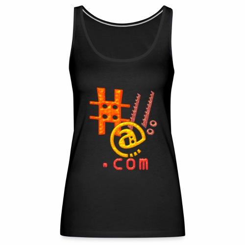 inf c - Camiseta de tirantes premium mujer