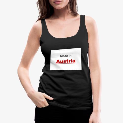 Made in Austria - Frauen Premium Tank Top