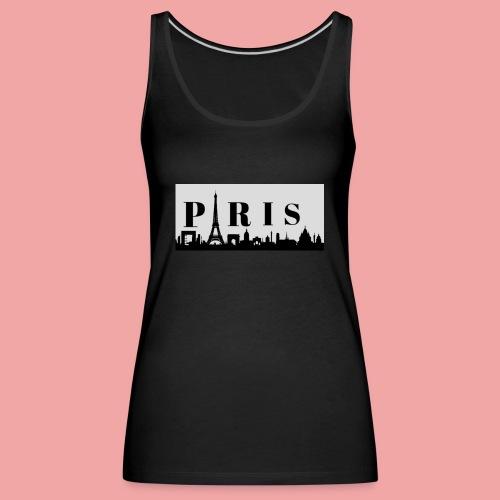 Paris - Frauen Premium Tank Top