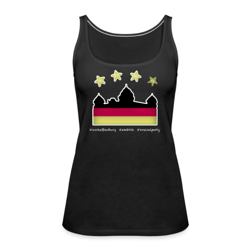 Fanshirt__weiße_S - Frauen Premium Tank Top