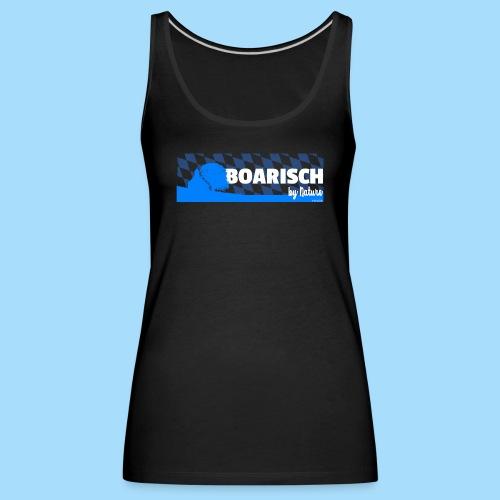 Boarisch By Nature - Frauen Premium Tank Top