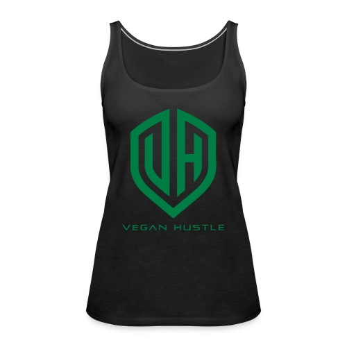 VGNHSTL CMYK Black - Women's Premium Tank Top