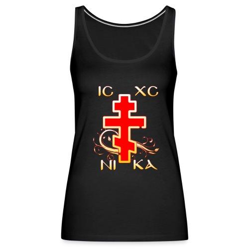 IC-XC-NI-KA - Frauen Premium Tank Top