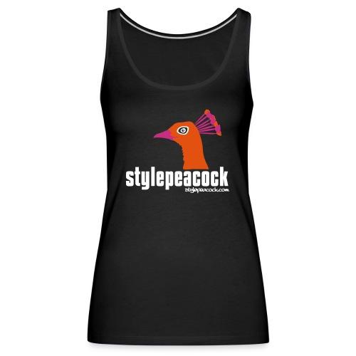 Stylepeacock Blackshirt N - Frauen Premium Tank Top