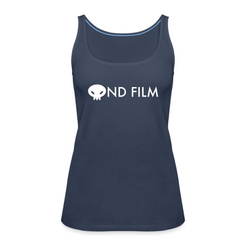 ondfilm w row - Women's Premium Tank Top
