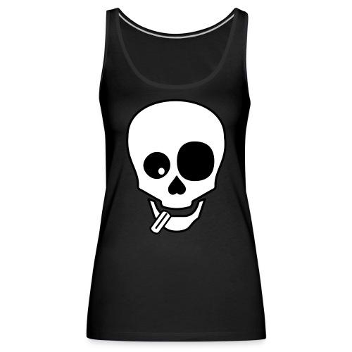 Skull - Frauen Premium Tank Top