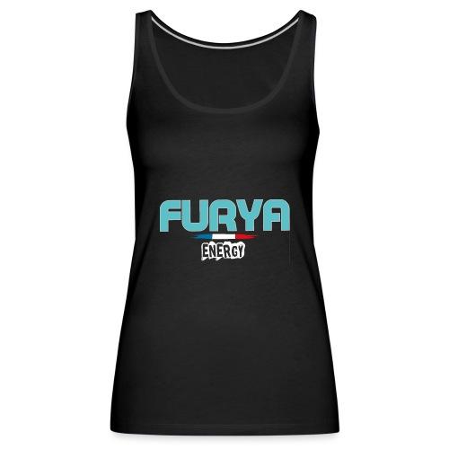 Furya 2021 White - Débardeur Premium Femme