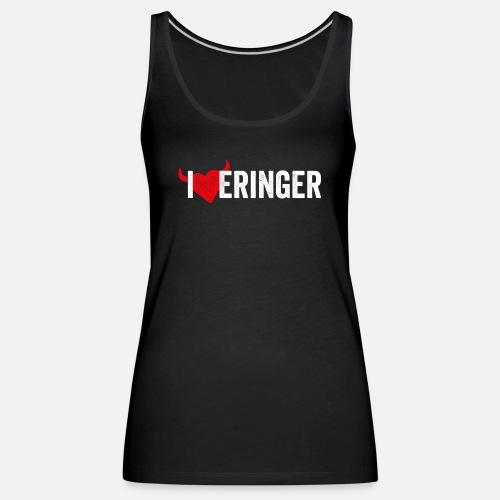 I LOVE ERINGER - Frauen Premium Tank Top