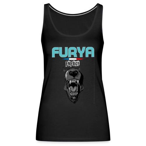 Furya Ours 2021 - Débardeur Premium Femme