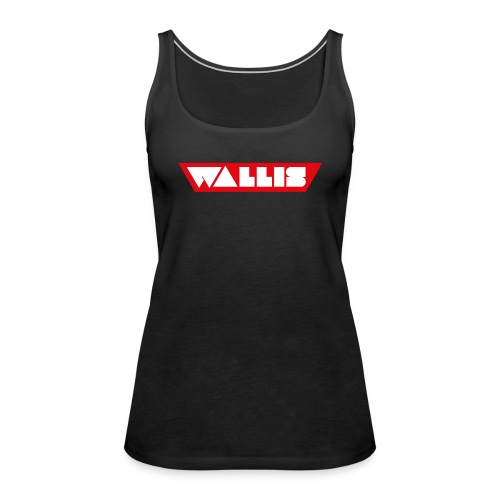 WALLIS - Frauen Premium Tank Top