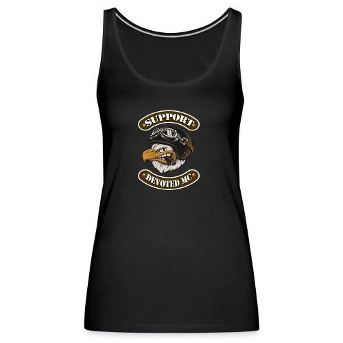 T-Shirt DEVOTEDMC SUPPORTSHOP10003 - Premium singlet for kvinner