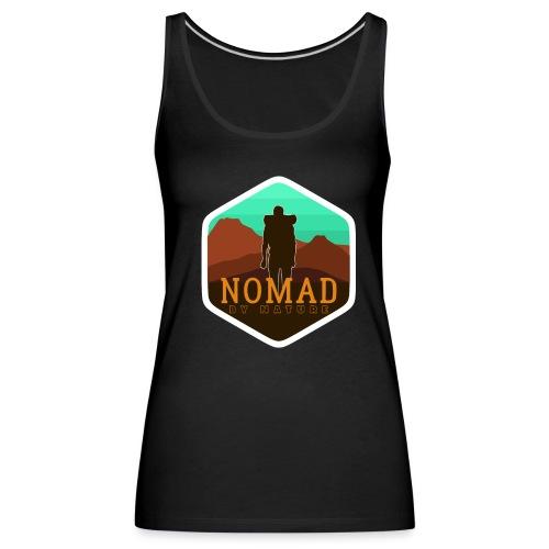 Nomad By Nature - Frauen Premium Tank Top