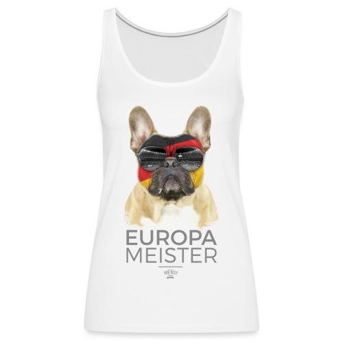 Europameister Deutschland - Frauen Premium Tank Top