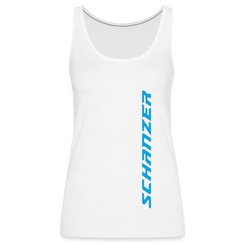 Schanzer Racing CW Groß - Frauen Premium Tank Top
