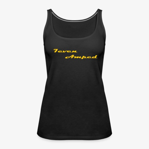 Logo 7even Amped transpar - Frauen Premium Tank Top