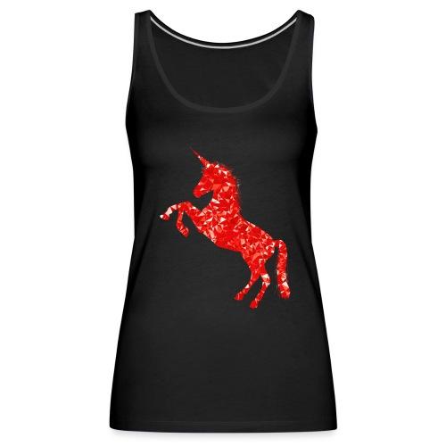 unicorn - Frauen Premium Tank Top