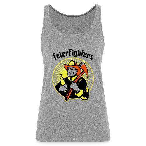 feierfighters - Frauen Premium Tank Top