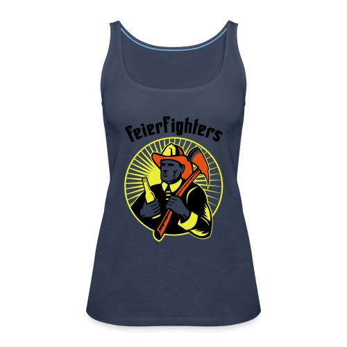 feierfighters - Frauen Premium Tank Top