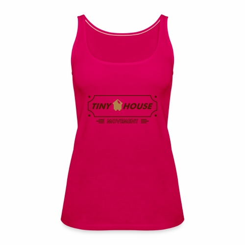 TinyHouse - Frauen Premium Tank Top