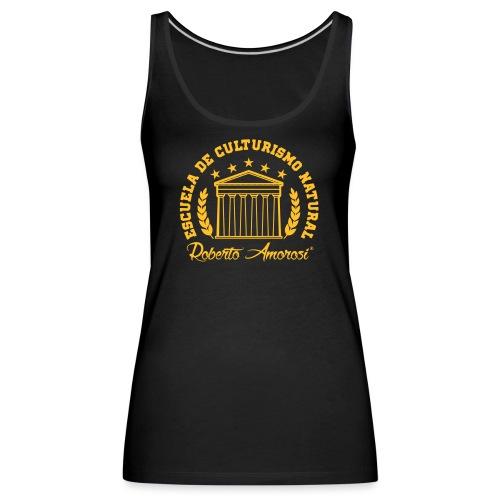 ECN - Camiseta de tirantes premium mujer