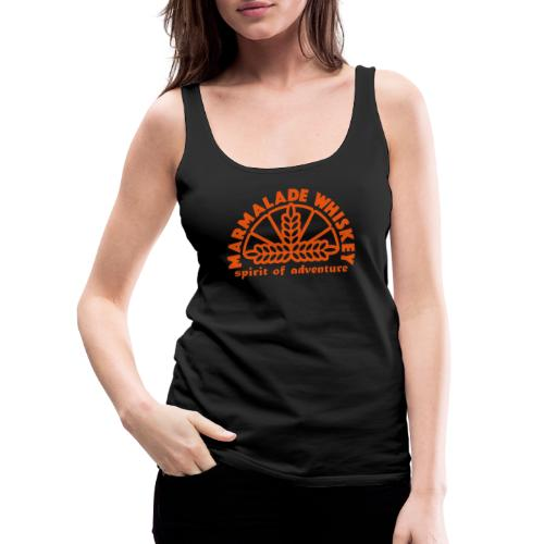 Marmalade Whiskey - Women's Premium Tank Top