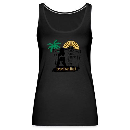 Beachhandball - Frauen Premium Tank Top