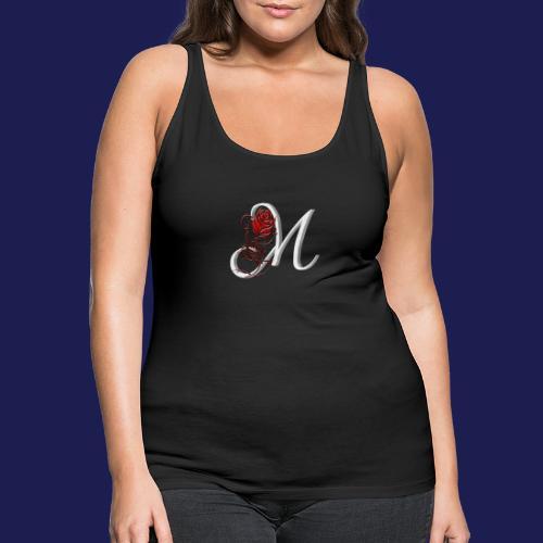 Merlydesing - Camiseta de tirantes premium mujer