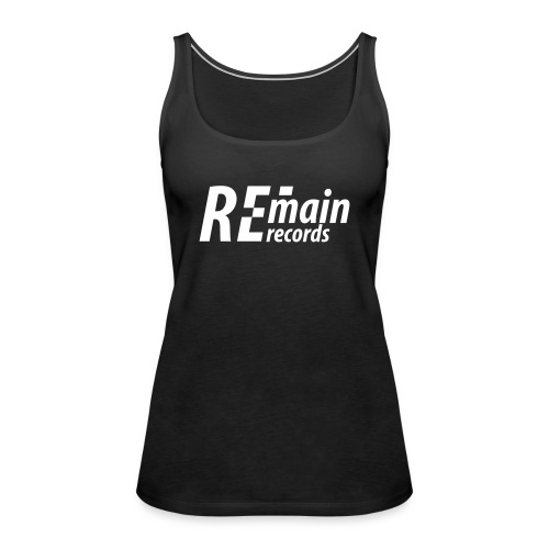 remainlogo - Women's Premium Tank Top