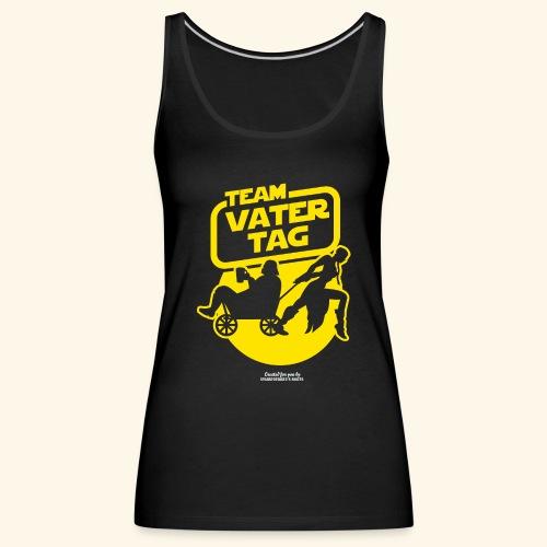 Vatertags T Shirt Team Vatertag - Frauen Premium Tank Top
