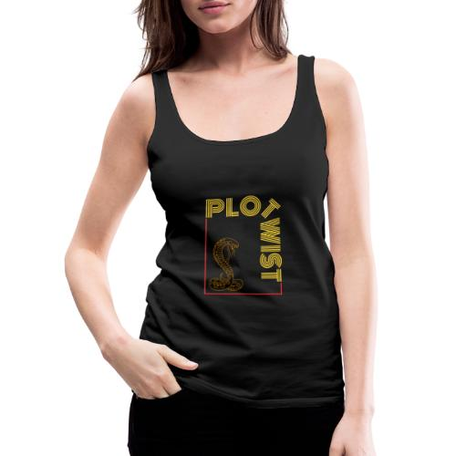 Plotwist - Frauen Premium Tank Top