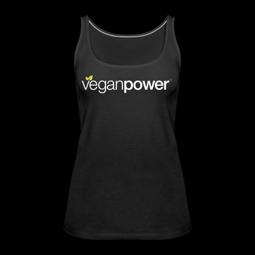 veganpower Lifestyle - Frauen Premium Tank Top