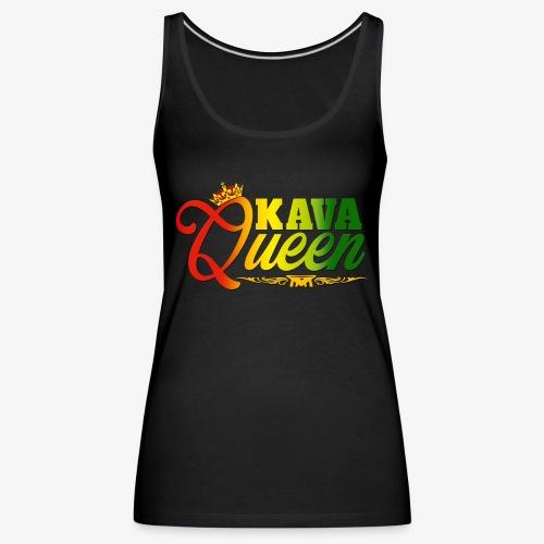 Kava Queen - Women's Premium Tank Top