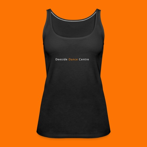 DDC Logo 02 - Women's Premium Tank Top