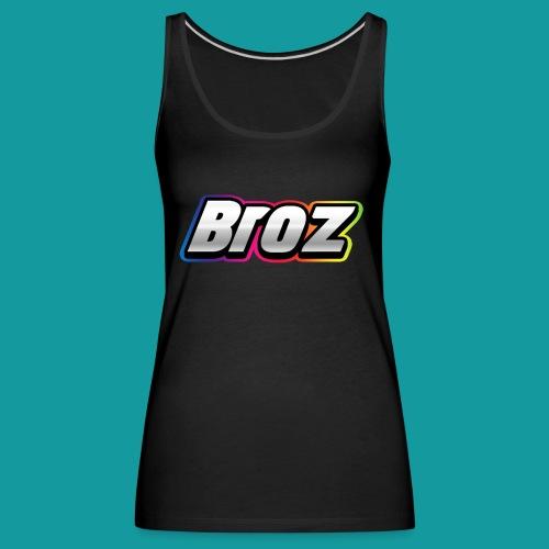 Broz - Vrouwen Premium tank top